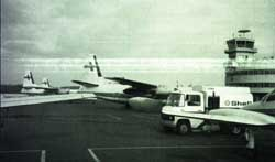 During the civil service strike of 1986, Malmi Airport made air traffic to the capital possible.