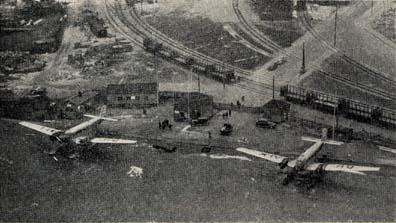 Katajanokan lentosatama Tallinnan lentojen päättyessä viime marraskuun viimeisenä päivänä.