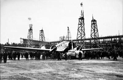 Ruotsalaisen AB Aerotransportin Junkers Ju-52